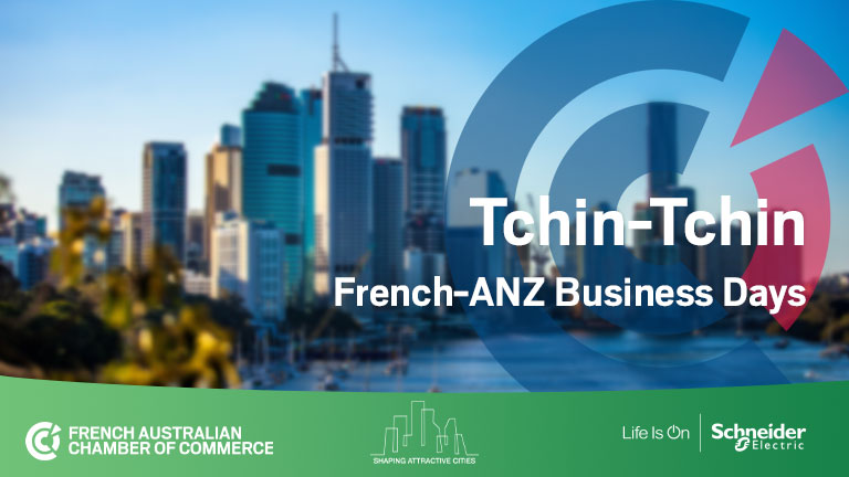 Tchin Tchin French ANZ Business Days