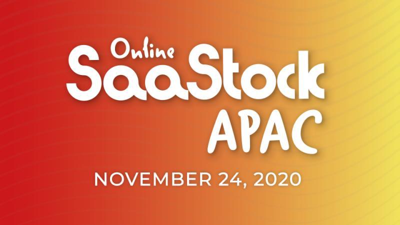 Online SaasStock APAC