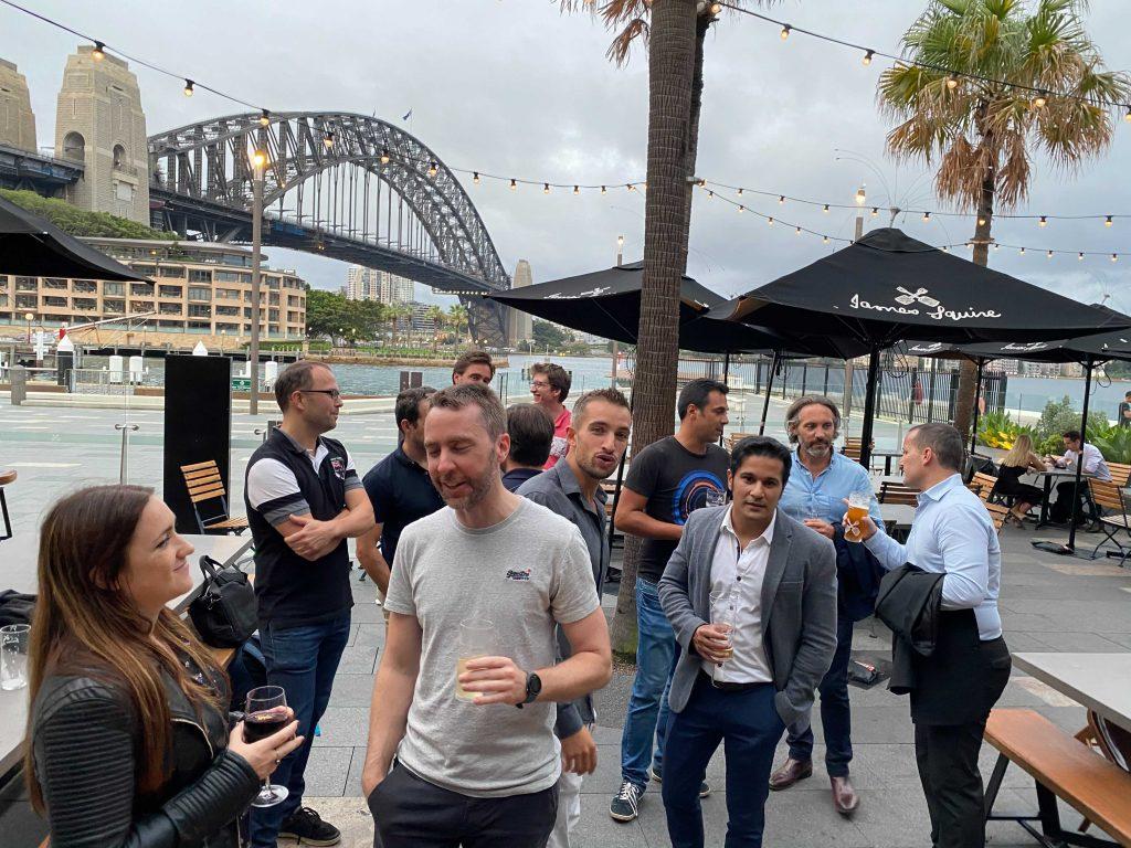 LFTA Sydney event