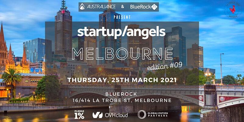 Startup&Angels Melbourne #9