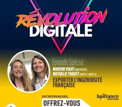 Revolution Digitale - podcast