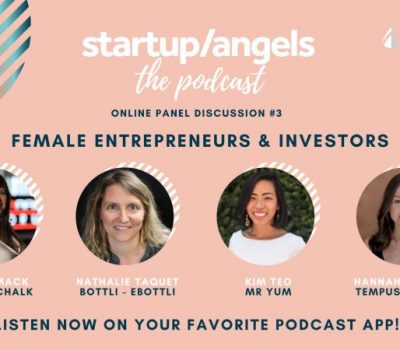 Startup/Angels - Podcast
